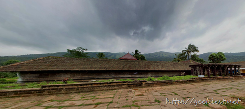 Thirunelli Temple 360 Degree View