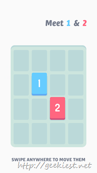 Threes for Windows Phone Screenshot- 4