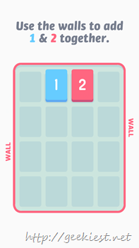 Threes for Windows Phone Screenshot- 6