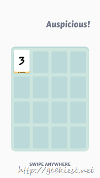 Threes for Windows Phone Screenshot- 7