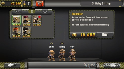 Tiny Troopers game for Windows 5