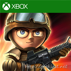 Tiny Troopers game is now available for windows