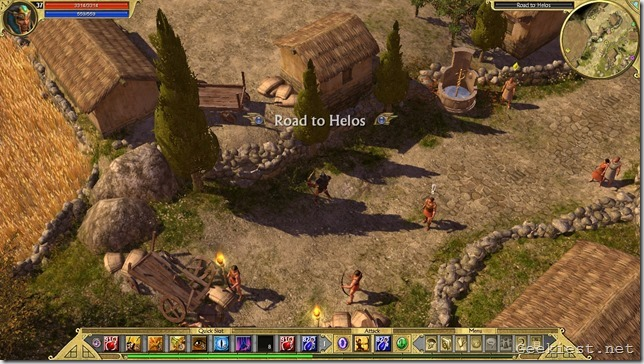 Titan Quest old graphics 2