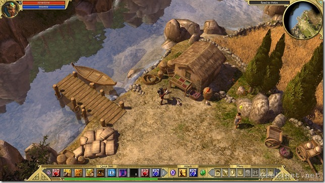 Titan Quest old graphics 3