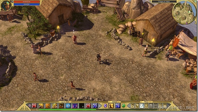 Titan Quest old graphics