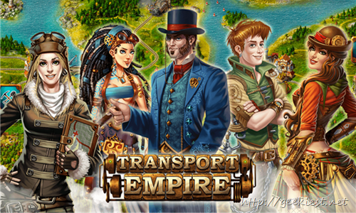 Transport Empire–Free game for Windows and Android –PC and Phone