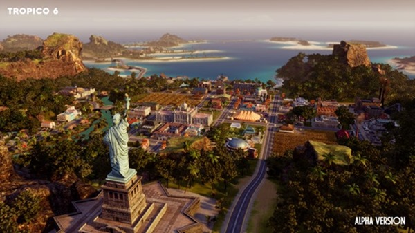 Tropico 6 World Wonders