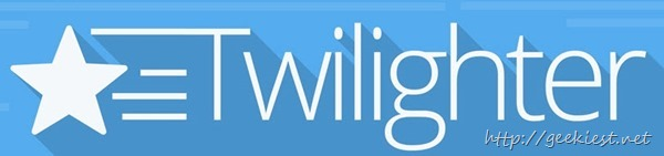 Twilighter– may help you to get more traffic from Twitter