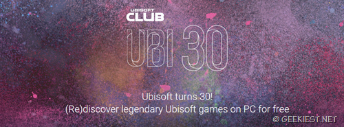 UBI soft 30 year celebrations