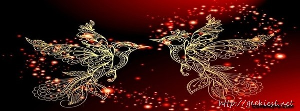Valentines Day Facebook cover 2