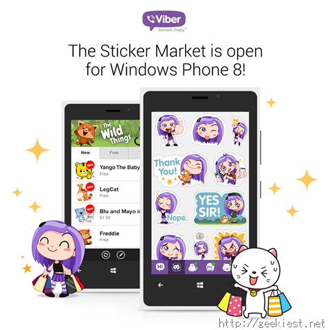 Viber Update Windows Phone