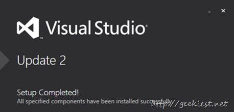 Visual Studio 2013 Update 2 - build universal apps
