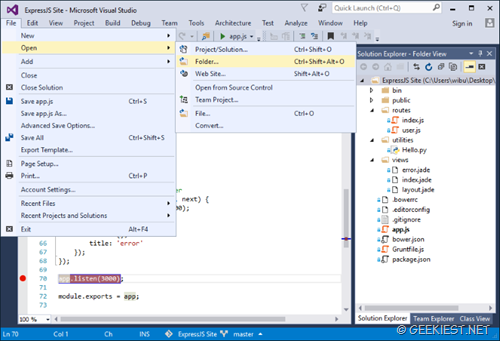 Visual studio 15 preview