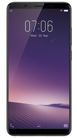 Vivo V7 Plus Matte Black