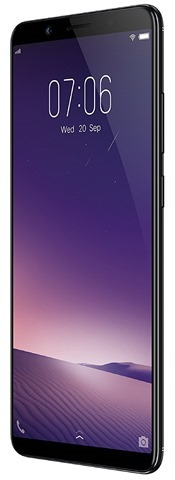 Vivo V7 Plus keys