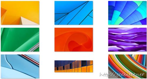 Wallpappers from Windows 8.1 RTM