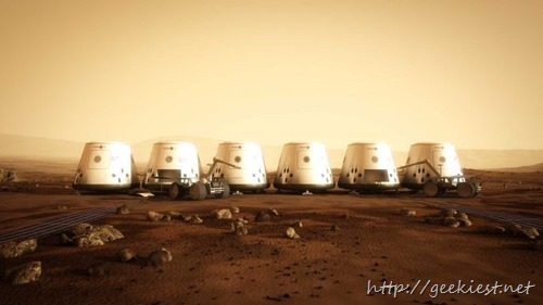 Want to be the first Human on Mars - apply now