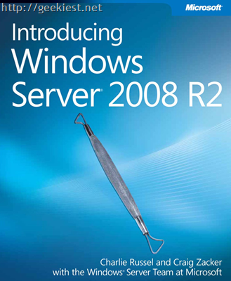 Windows Server 2008 R2 Free E-Book
