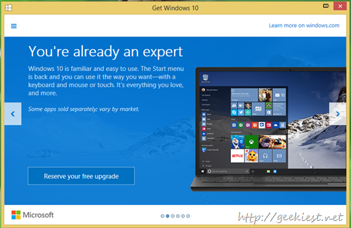 Windows 10 features 1