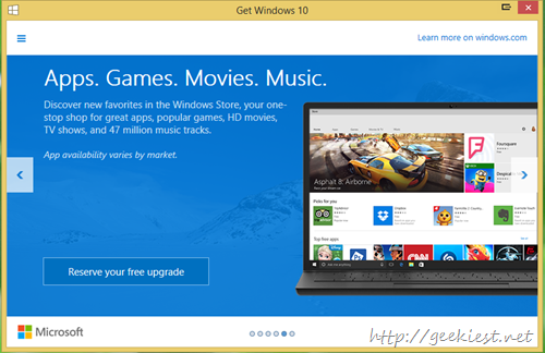 Windows 10 features 4
