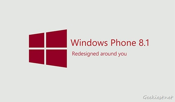 Windows Phone 8.1 Logo