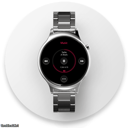 Witworks announced Blink smart watch