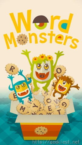 Word Monsters
