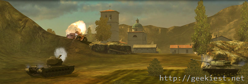 World of Tanks Blitz FREE game for Android