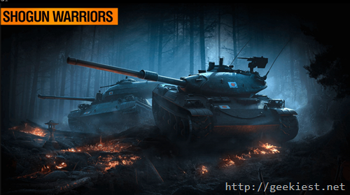 World of Tanks Blitz available for Windows 10 PC