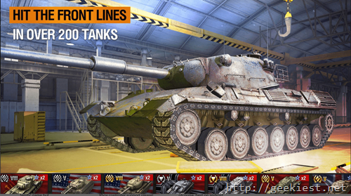 World of Tanks Blitz available for Windows 10 PC and Mobile