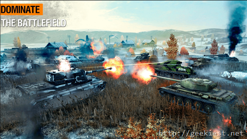 World of Tanks Blitz available for Windows 10  Mobile