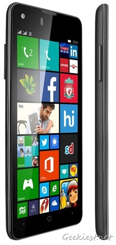 Xolo Win Q900s Windows Phone