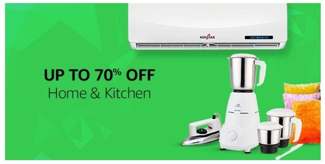 amazon great indian sale may 2017 home and kitchen
