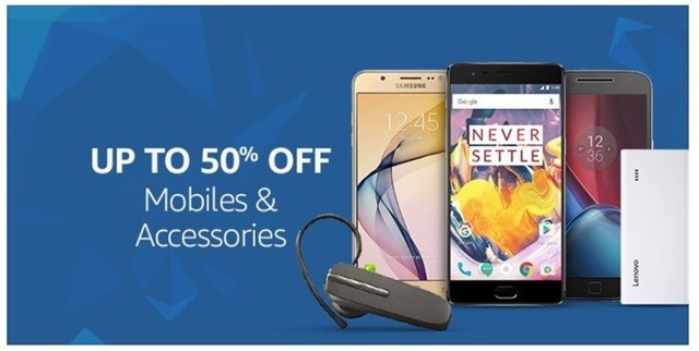 amazon great indian sale may 2017 mobiles