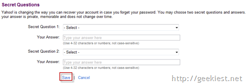 change-security-question-and-answer