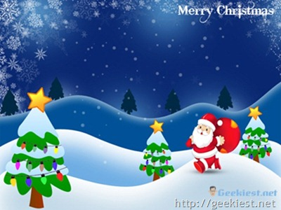 Merry Christmas - Christmas Wallpapers and windows 7 themes from ...