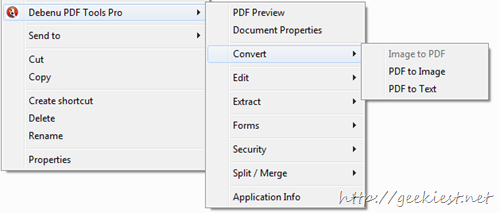 conver PDF files to Image or Text