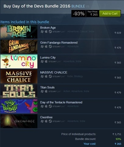 day of the devs bundle steam