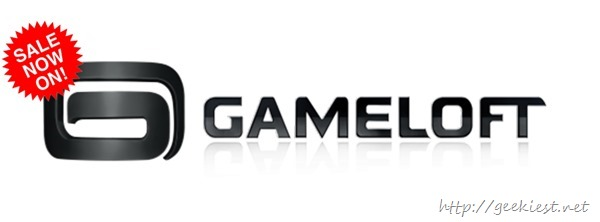 gameloft Games on Sale