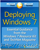 Deploying Windows 7, Essential Guidance