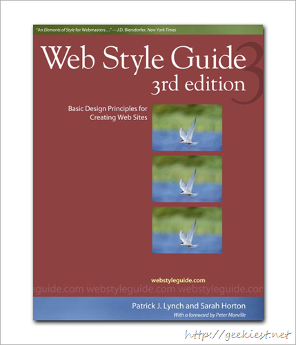 Web Style Guide by Patrick J. Lynch and Sarah Horton