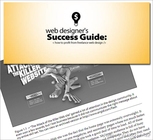 Web Designer's Success Guide by Kevin Airgid