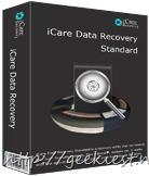 Free iCare Data Recovery Standard Edition genuine license worth USD 69.95