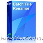 Free Batch Files Renamer just today