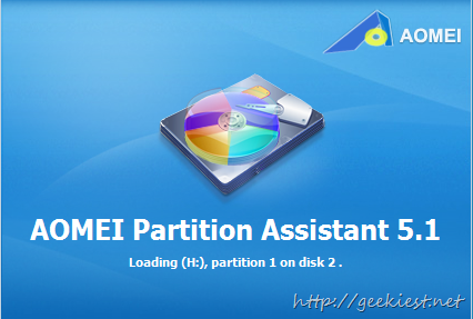 Giveaway - Free AOMEI Partition assistant Pro full version licenses- The all in one partition manager