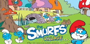 Free Android Game - Smurfs Village