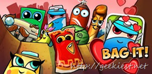 Free Android Game - Bag it