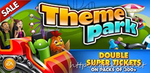 Free Android Game - Theme Park