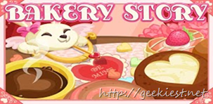 Free Android Game -Bakery Story