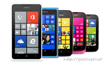 Nokia Lumia with Windows Phone 7.8 gets an Update